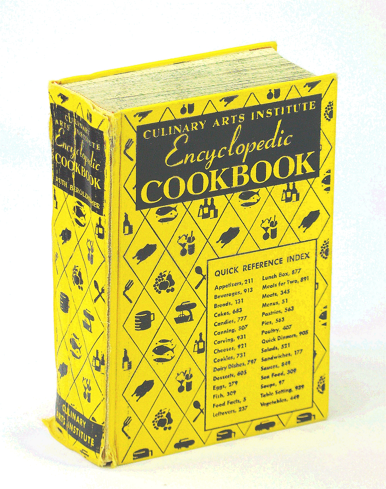 Image for Culinary Arts Institute Encyclopedic Cookbook