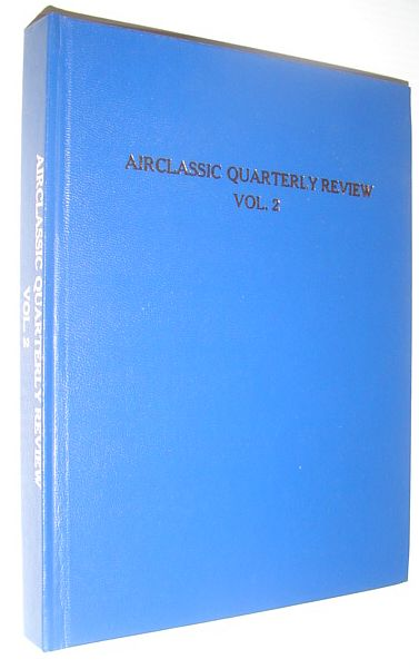 Image for Air Classic Quarterly Review Magazine 1975, Volume 2 - Bound in One Volume