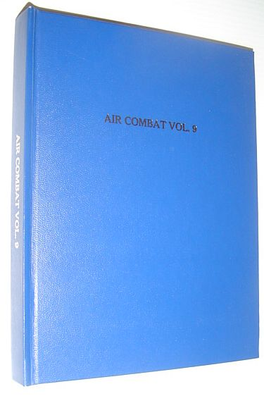 Image for Air Combat Magazine, Volume 9, 1981, All Issues Bound in One Volume