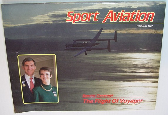 Image for Sport Aviation Magazine - February 1987