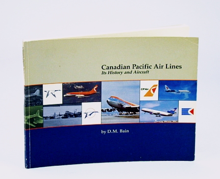 Image for Canadian Pacific Air Lines: Its history and aircraft