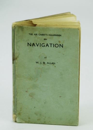 Image for The air cadet's handbook on navigation ... (& signalling)