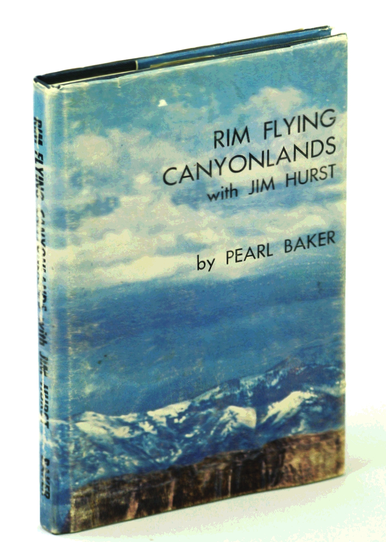 Image for Rim flying Canyonlands