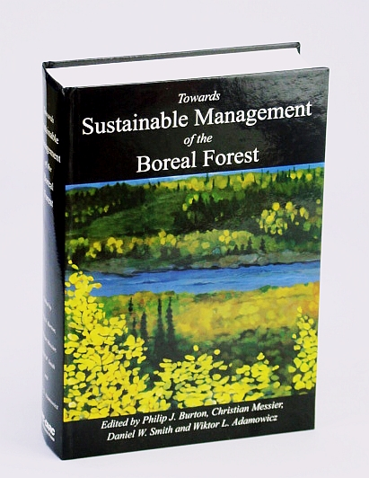 Image for Towards Sustainable Management of the Boreal Forest