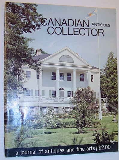 Image for Canadian Antiques Collector Magazine - January/February 1972 *SPECIAL NOVA SCOTIA ISSUE*
