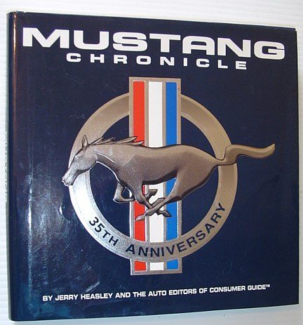 Image for Mustang chronicle