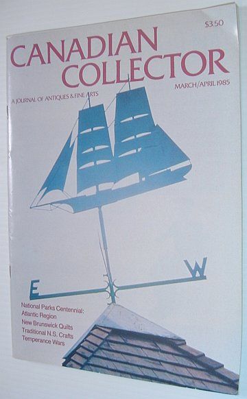 Image for Canadian Collector Magazine, March/April 1985, Volume 20, No. 2