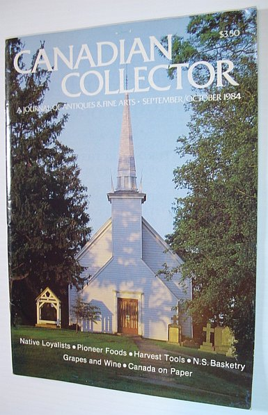 Image for Canadian Collector Magazine, September/October 1984, Volume 19, No. 5