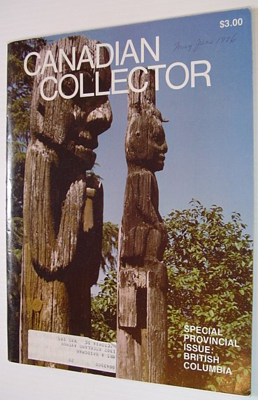 Image for Canadian Collector Magazine, May/June 1976, Vol. 11 No. 3