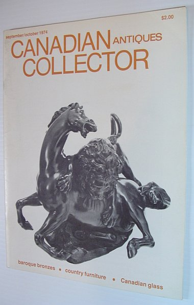 Image for Canadian Antiques Collector Magazine, September/October 1974, Vol. 9 No. 5