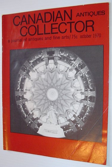 Image for Canadian Antiques Collector - October 1970, Vol. 5, No. 9