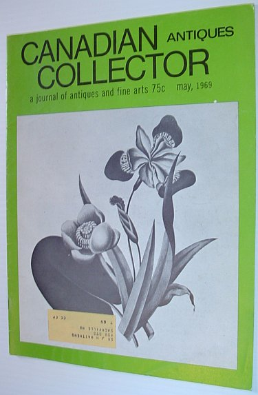 Image for Canadian Antiques Collector - May 1969, Vol. 4, No. 5
