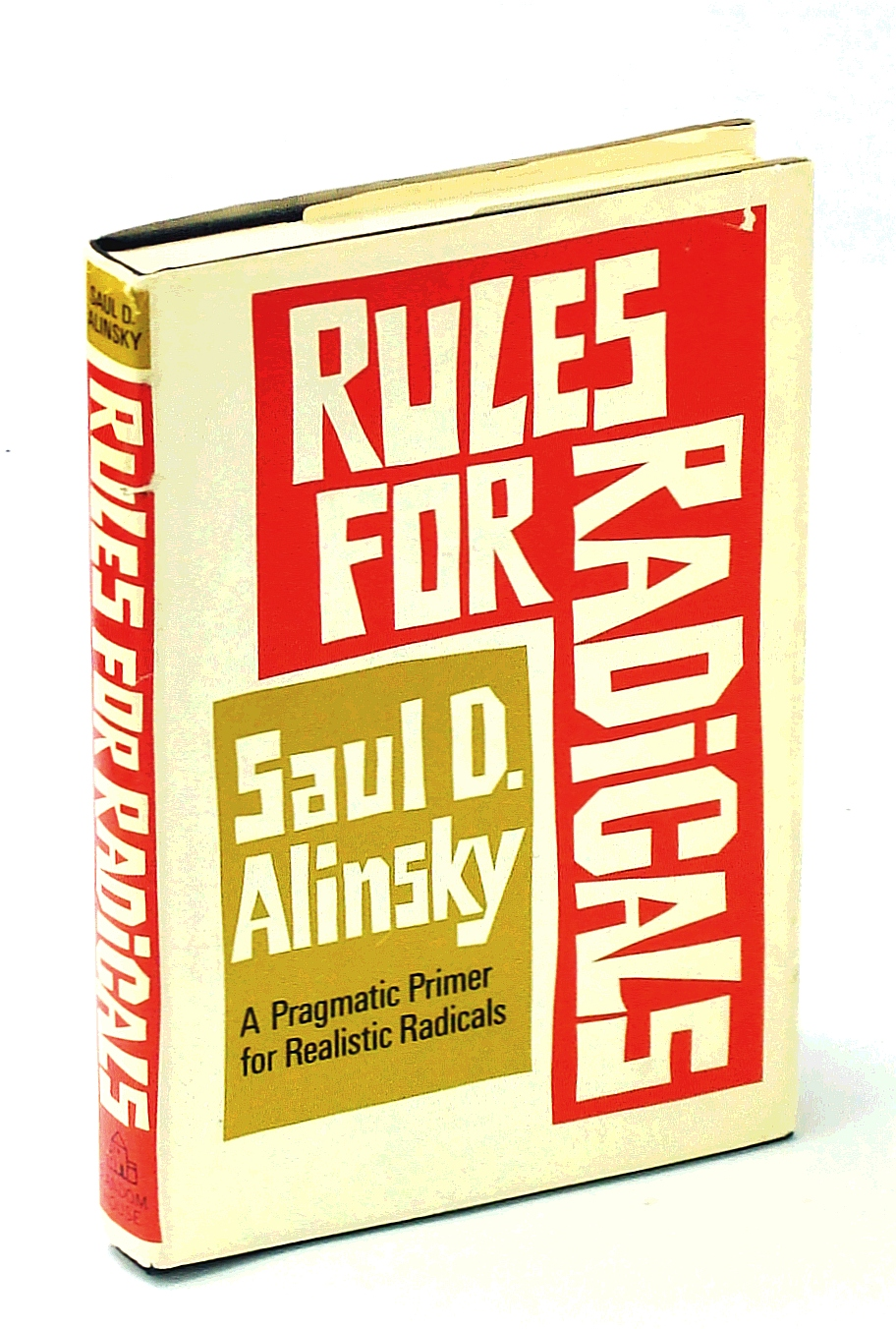 Image for Rules for Radicals: A Practical Primer for Realistic Radicals