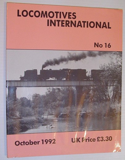Image for Locomotives International - No. 16, October 1992