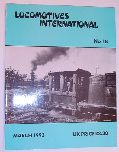 Image for Locomotives International - No. 18, March 1993
