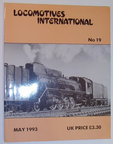 Image for Locomotives International - No. 19, May 1993
