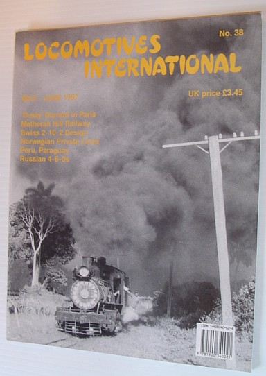 Image for Locomotives International Magazine, No. 38, May - June 1997
