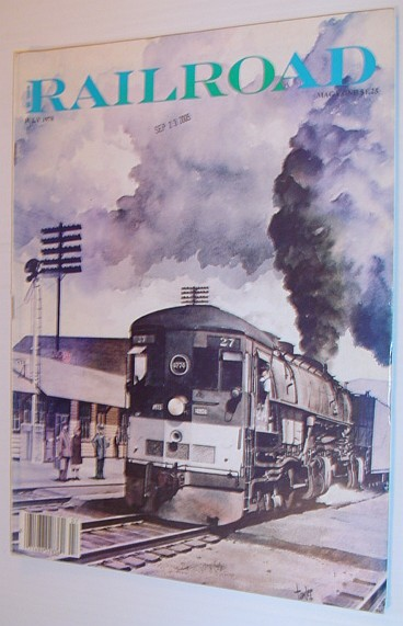 Image for Railroad Magazine: July 1978, Vol. 104, No. 3