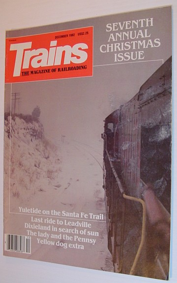 Image for Trains - The magazine of Railroading: December 1982 - Volume 43, Number 2