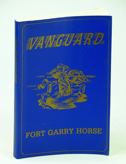 Image for Vanguard : The Fort Garry Horse in the Second World War