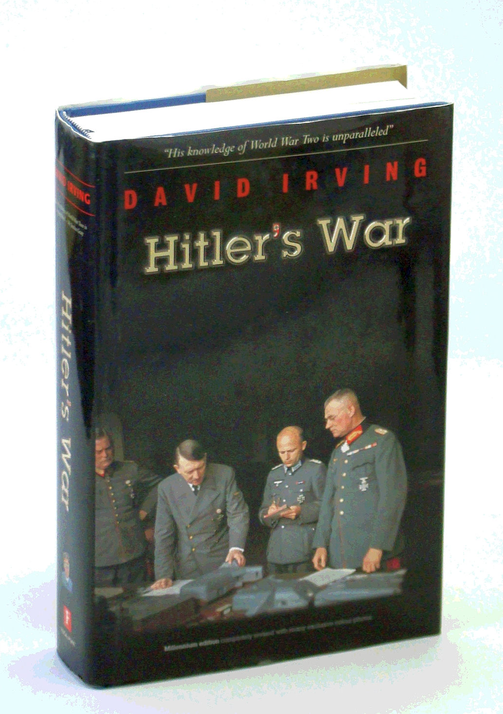 Image for Hitler's War and the War Path