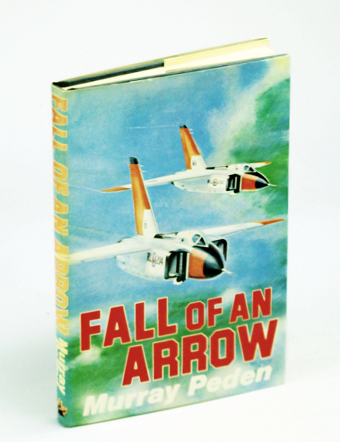Image for Fall of an arrow