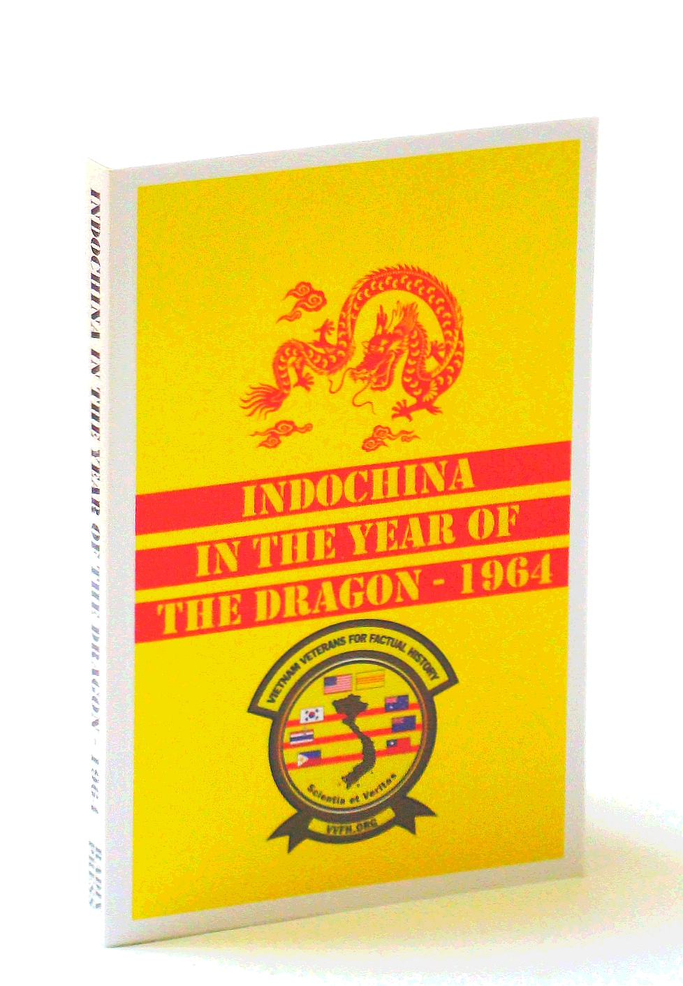 Image for Indochina in the Year of the Dragon - 1964