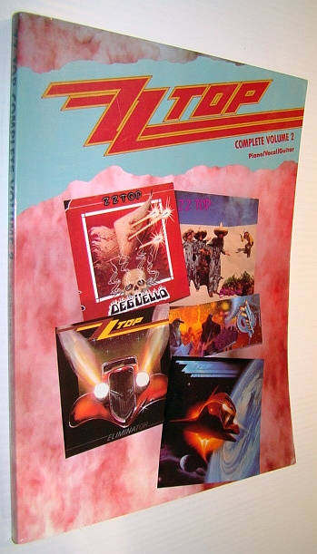 Image for ZZ Top Complete Volume 2 (Two): Sheet Music for Piano and Voice with Guitar Chords