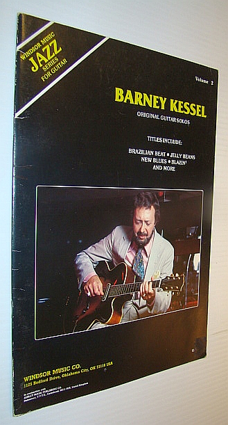 Image for Barney Kessel - Original Guitar Solos: Volume 2 (Two)