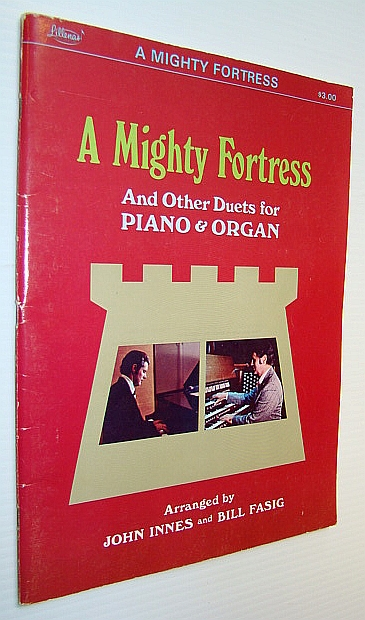 Image for A Mighty Fortress, and Other Duets for Piano and Organ (Songbook / Song Book / Sheet Music)