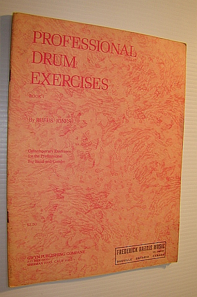 Image for Professional Drum Exercises - Book 1 (One)