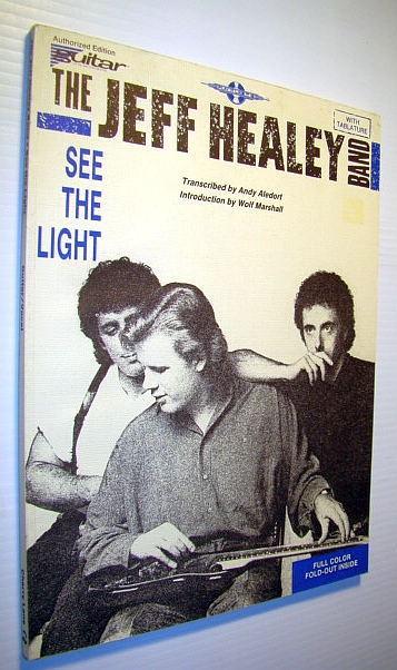 Image for Healey, Jeff Band See The Light With Tablature (Play-It-Like-It-Is)
