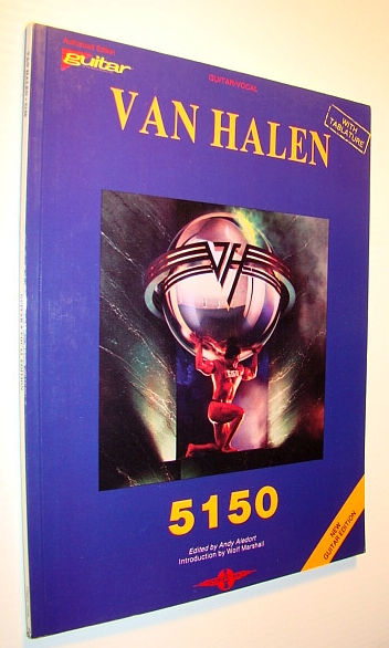 Image for Van Halen 5150 Guitar / Vocal with Tablature