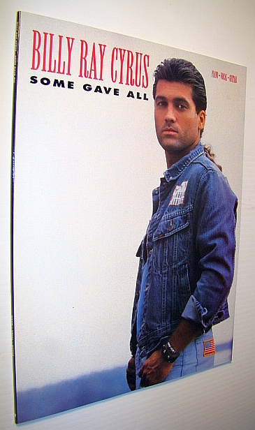 Image for Billy Ray Cyrus - Some Gave All (Songbook)