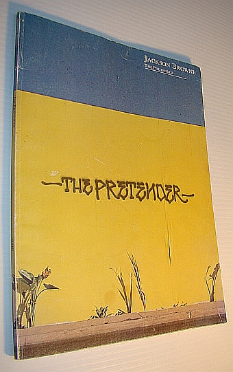 Image for Jackson Browne - The Pretender: Songbook (song book) with Sheet Music for Piano and voice with Guitar Chords