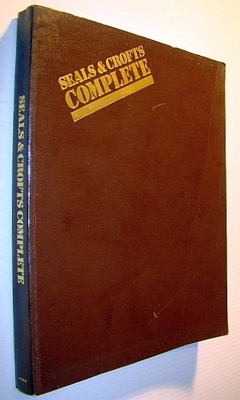 Image for Seals & Crofts Complete: Songbook (Song Book) with Sheet Music for Voice and Piano with Guitar Chords (VF0518)