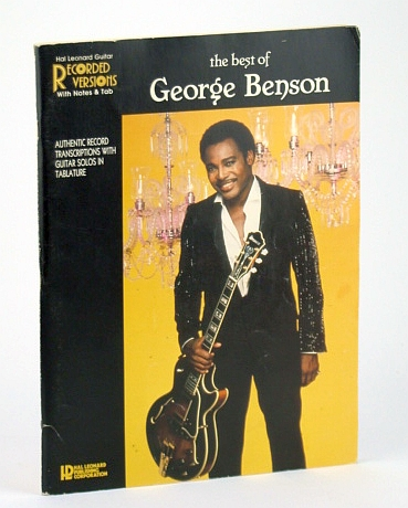Image for The Best of George Benson: Sheet Music with Vocal Line, Lyrics, Chords, Second Guitar Part, and Transcribed Guitar Solo