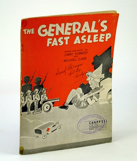 Image for The General's Fast Asleep