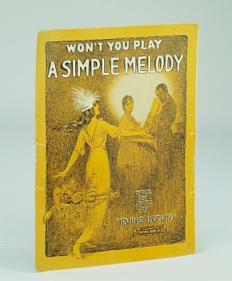 Image for Won't You Play a Simple Melody