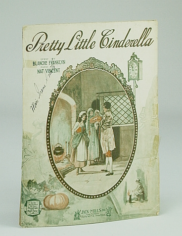 Image for Pretty Little Cinderella