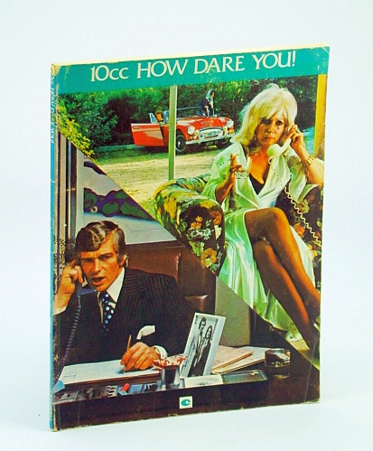 Image for 10cc How Dare You!
