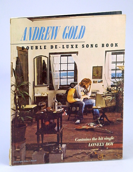 Image for Andrew Gold: Double De-Luxe Song Book