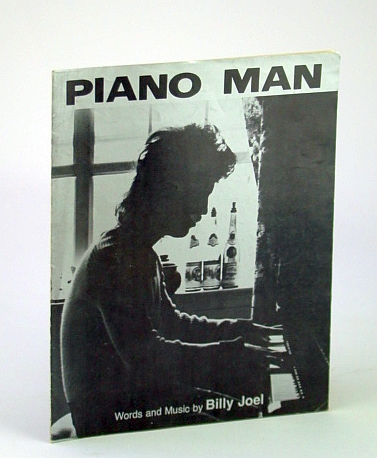 Image for Piano Man -- Words and Music by Billy Joel -- Original Sheet Music (Piano Vocal Guitar)