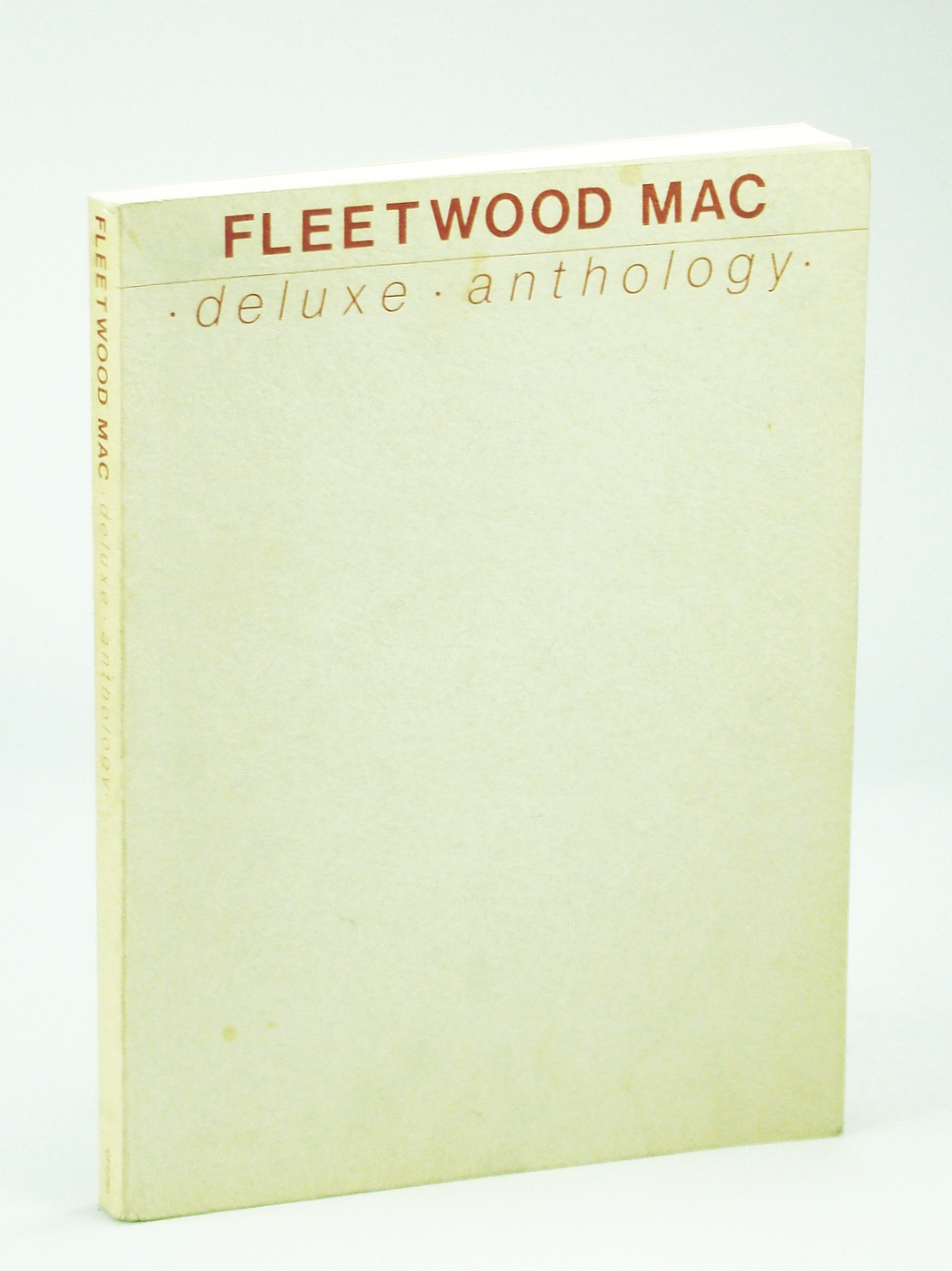 Image for Fleetwood Mac Deluxe Anthology