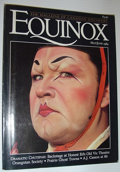 Image for Equinox - The Magazine of Canadian Discovery: May/June 1984