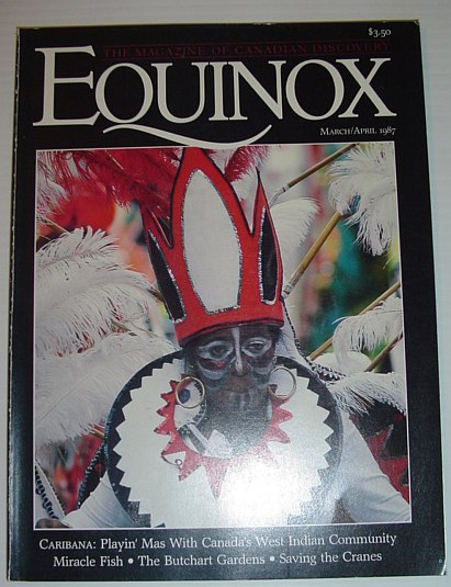 Image for Equinox - The Magazine of Canadian Discovery: March/April 1987