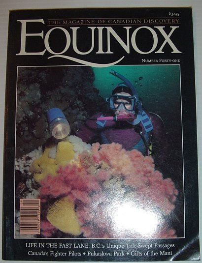 Image for Equinox - The Magazine of Canadian Discovery: September/October 1988