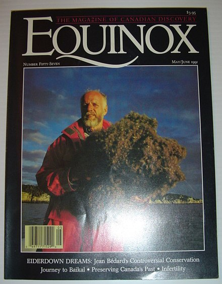 Image for Equinox - The Magazine of Canadian Discovery: May/June 1991