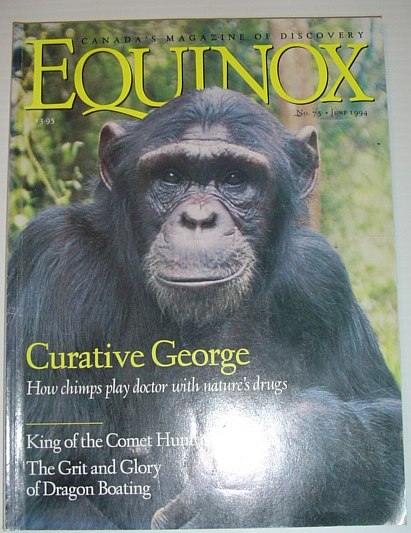 Image for Equinox - The Magazine of Canadian Discovery: June 1994