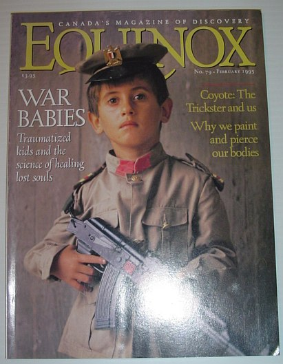 Image for Equinox - The Magazine of Canadian Discovery: February 1995